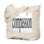 300. compassion . . Tote Bag