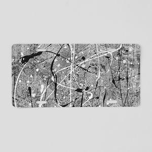 Titanium Aluminum License Plate