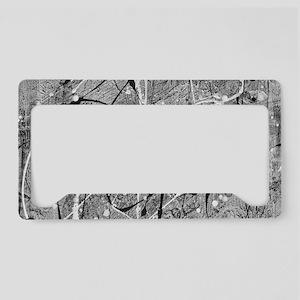 Titanium License Plate Holder