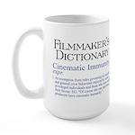 Cinematic Immunity Large Mug