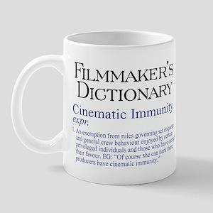Cinematic Immunity Mug