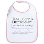 Cinematic Immunity Bib