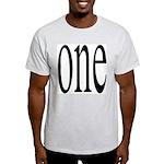 289. one. .  Ash Grey T-Shirt