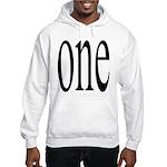 289. one. . Hooded Sweatshirt