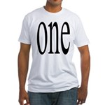 289. one. .  Fitted T-Shirt