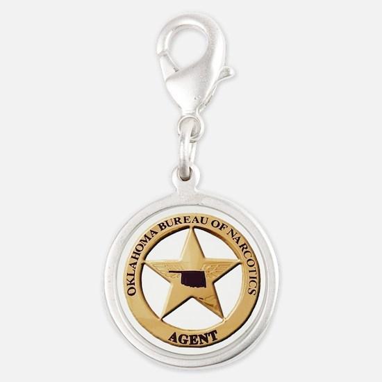 Oklahoma Narco Agent Charms