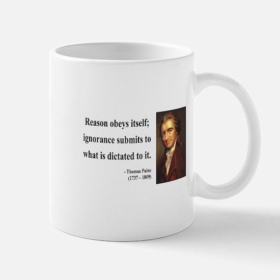Thomas Paine 23 Mug
