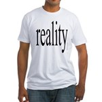 286b.reality. . Fitted T-Shirt