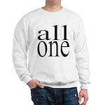 289b. all one. .  Sweatshirt