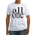 289b. all one. .  Fitted T-Shirt