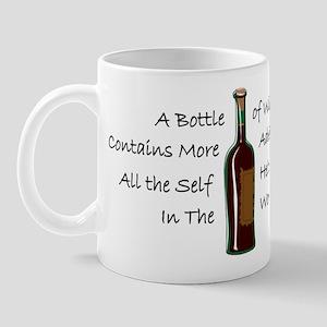 Wine - Self Help Mug