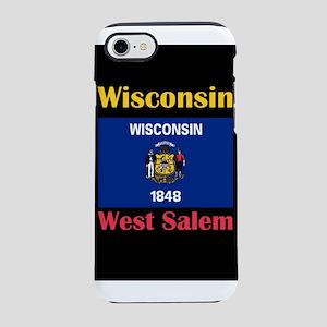 West Salem Wisconsin iPhone 8/7 Tough Case