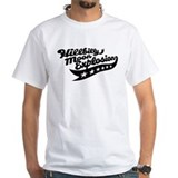 Hillbilly moon explosion Mens Classic White T-Shirts