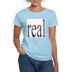 286. real. .  Women's Pink T-Shirt