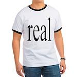 286. real. .  Ringer T