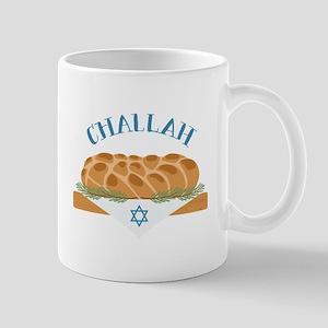 Holiday Challah Mugs