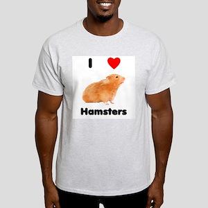 I love hamsters Light T-Shirt