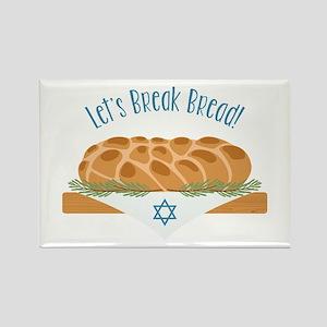 Break Bread Magnets