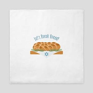 Break Bread Queen Duvet