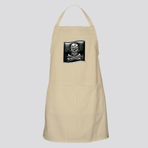 Jolly Rogers Embossed BBQ Apron