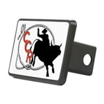 Rodeo Rectangular Hitch Cover