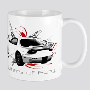 """1.3 Liters of Fury."" Mug"