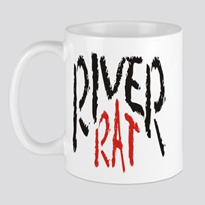 Poker River Rat Mug