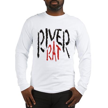 Poker River Rat Long Sleeve T-Shirt