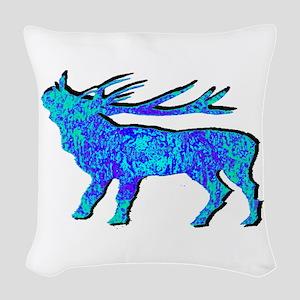 ELK Woven Throw Pillow