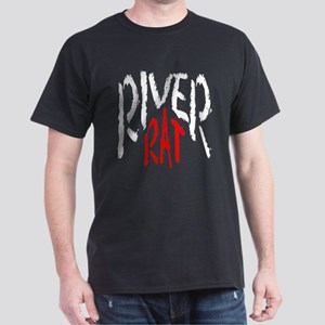 Poker River Rat Dark T-Shirt