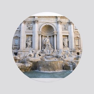 Trevi Fountain Button