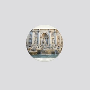Trevi Fountain Mini Button