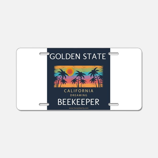 design Aluminum License Plate