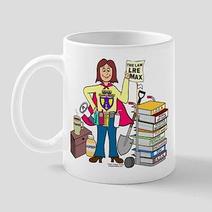 A Super Advocate Mug