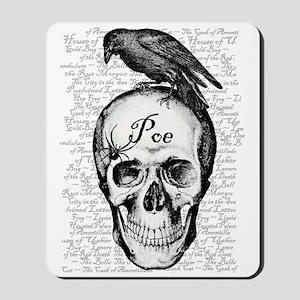 Raven Poe Mousepad
