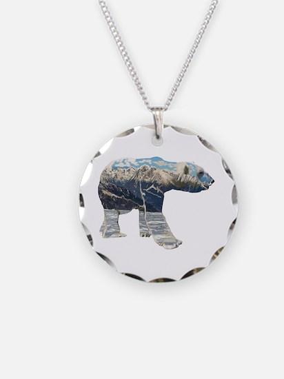 Tundar Polar Bear Necklace