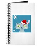 CHRISTMAS KITTY Journal