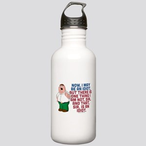 Family Guy Idiot Stainless Water Bottle 1.0L