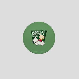 Family Guy My Money Mini Button