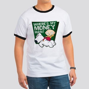 Family Guy My Money Ringer T