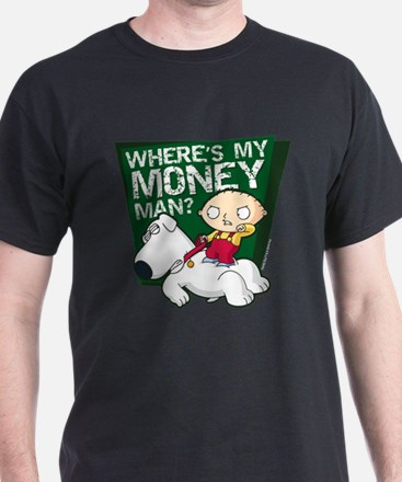 Family Guy My Money T-Shirt