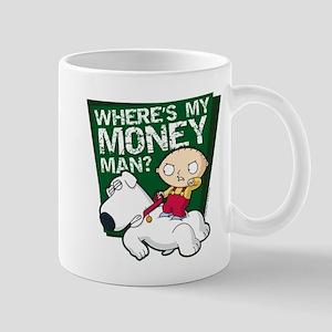 Family Guy My Money Mug