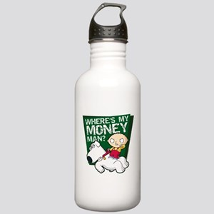 Family Guy My Money Stainless Water Bottle 1.0L