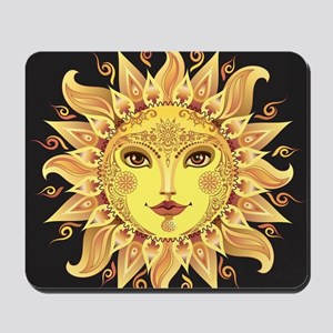 Stylish Sun Mousepad