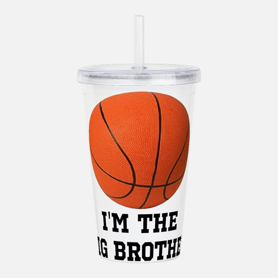 Im the Big Brother Acrylic Double-wall Tumbler