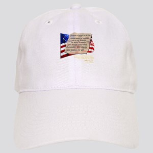 Pledge of Allegiance Cap
