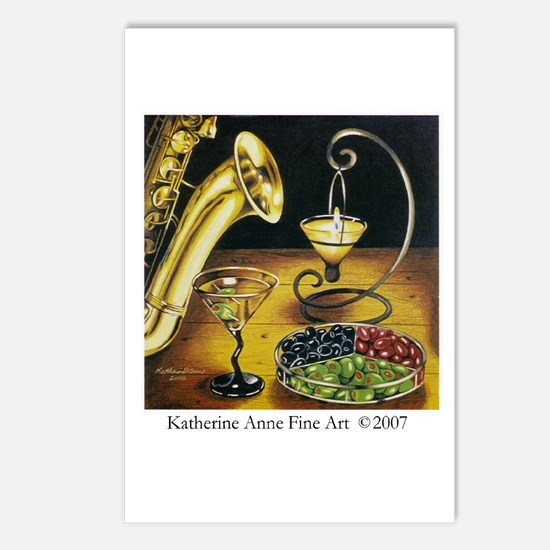 Cool Katherine Postcards (Package of 8)