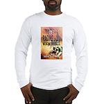 Benny Moon Cover Long Sleeve T-Shirt