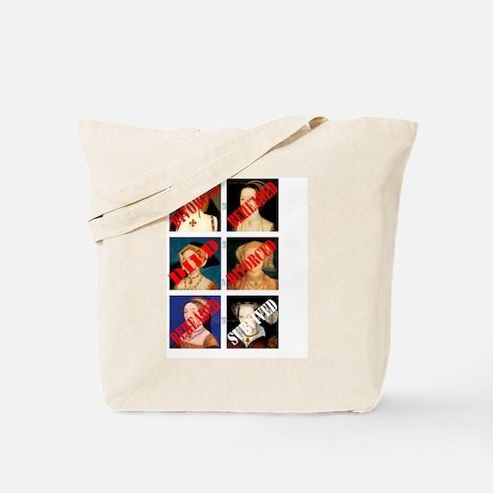 Cute Beheaded Tote Bag