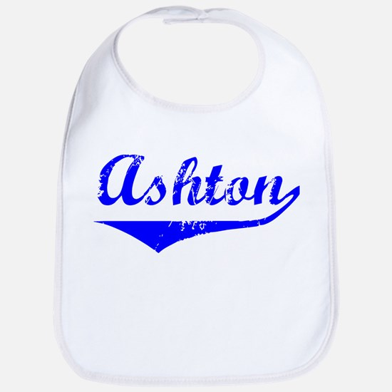 Ashton Vintage (Blue) Bib